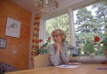 Manuela Gretkowska w Sztokholmie
